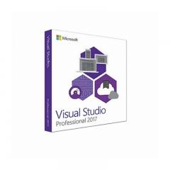 Visual Studio Professional 2017 电子下载版 永久授权 电子下载版 W
