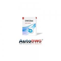 DWGSee 兼容XP/Vista/Win7以上版本 只有服务器版为浮动许可,其它为单机版 标准版