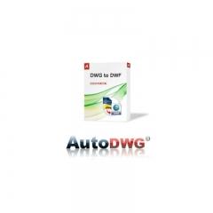 AutoDWG DWG DWF Converter 兼容XP/Vista/Win7以上版本 授权注册