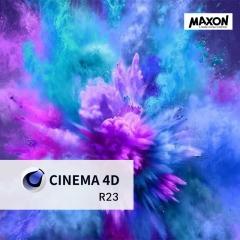 Cinema 4D R23永久版