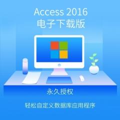 Access 2016 电子下载版 永久授权 电子下载版 Windows 永久授权 电子下载版 Wi